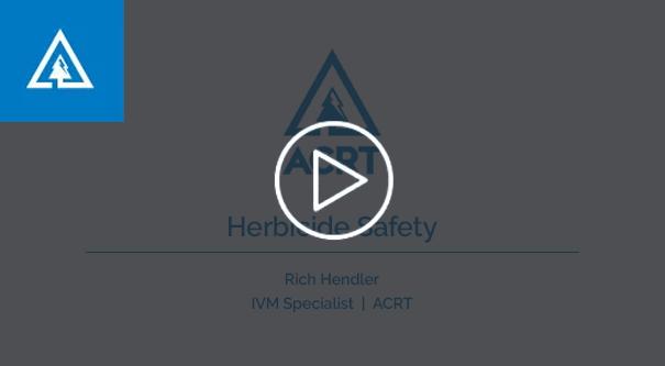 Herbicide Safety