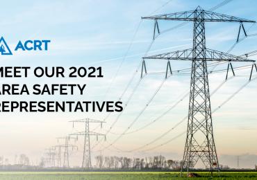 2021 ACRT Area Safety Representatives (ASRs)